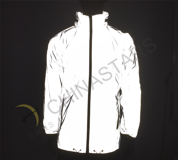 What is the usability of reflective fabric