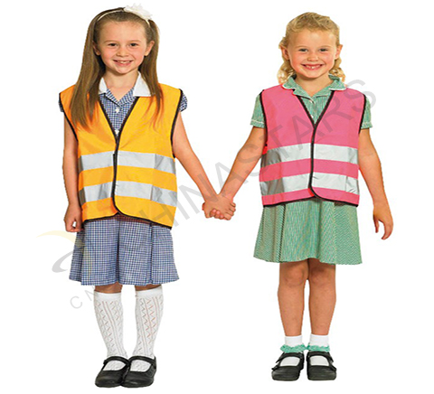 Reflective vest for Children