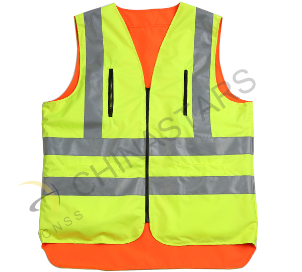 Features of motorcycle safety vests